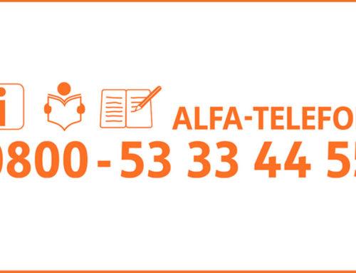 ALFA-Telefon Datenbank wird aktualisiert