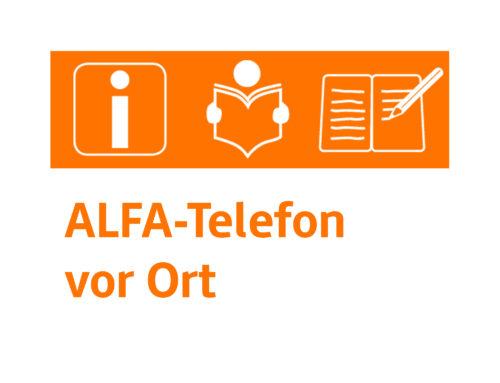 ALFA-Telefon vor Ort in Wuppertal