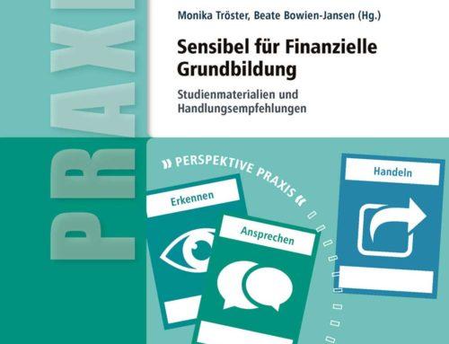 Sensibel für Finanzielle Grundbildung