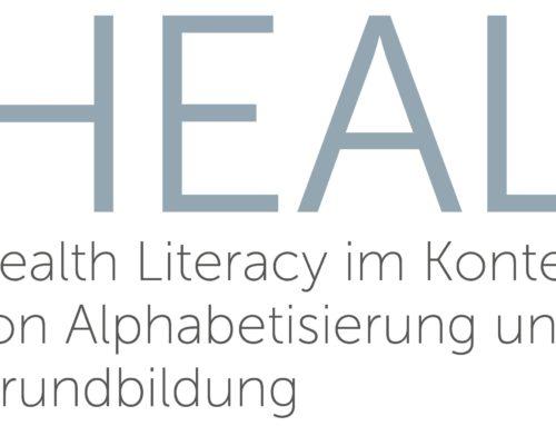 Lese- und Schreibkompetenz stärken: Projekt HEAL legt Empfehlungen vor.