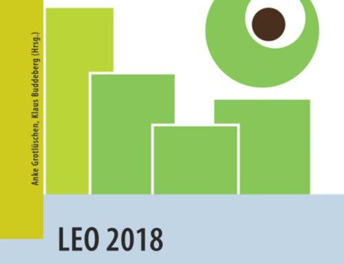 LEO 2018 – Leben mit geringer Literalität