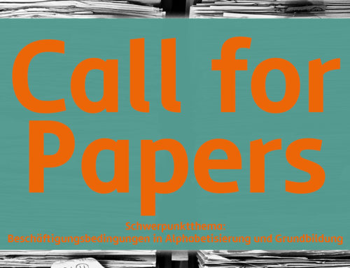 ALFA-Forum. Call for Papers 2; 2020
