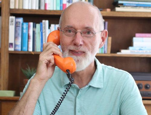 """25 Jahre ALFA-Telefon und 20 Jahre """"Ihr Kreuz ist die Schrift"""""""