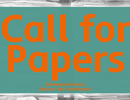 ALFA-Forum. Call for Papers 1; 2021