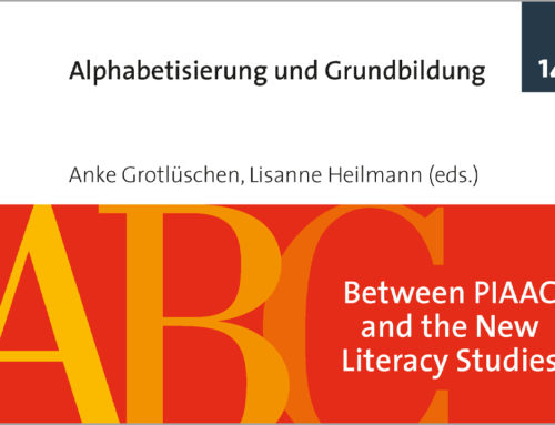 "Sammelband ""Between PIAAC and the New Literacy Studies"" veröffentlicht"