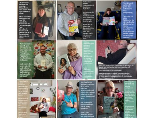 ALFA-Mobil veranstaltet Foto-Aktion zum UNESCO-Welttag des Buches am 23. April